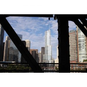 Chicago Postcard: Trump Tower CPC0031