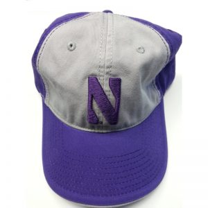 Adjustable Northwestern Wildcats Hat