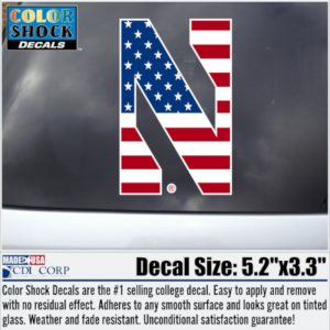 Patriotic Decals