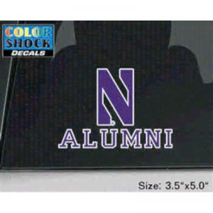 Alumni Decals