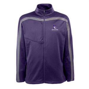 Northwestern Widcats Antigua Men's Purple Jacket Viper 100405