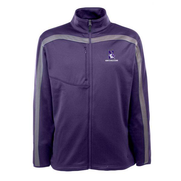 Northwestern Widcats Antigua Men's Purple Jacket Viper 100405