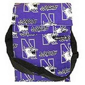 Northwestern Widcats Lunch Tote