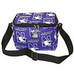 Northwestern Widcats Lunch Size Cooler