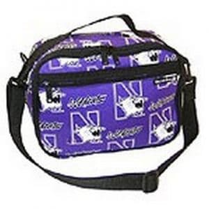 Northwestern Widcats Lunch Box