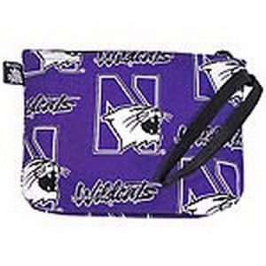 Northwestern Widcats Clutch