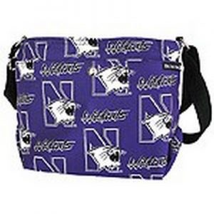 Northwestern Widcats Purse