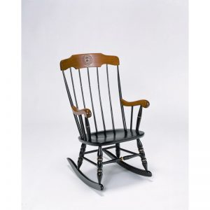 Northwestern Widcats Boston Rocker