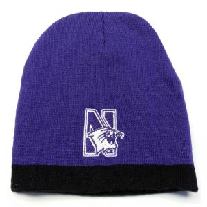 Northwestern Wildcats Toddler Knit Cap