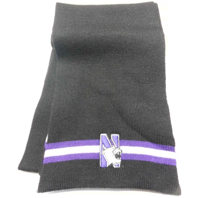 Northwestern Wildcats Adult Knit Scarf