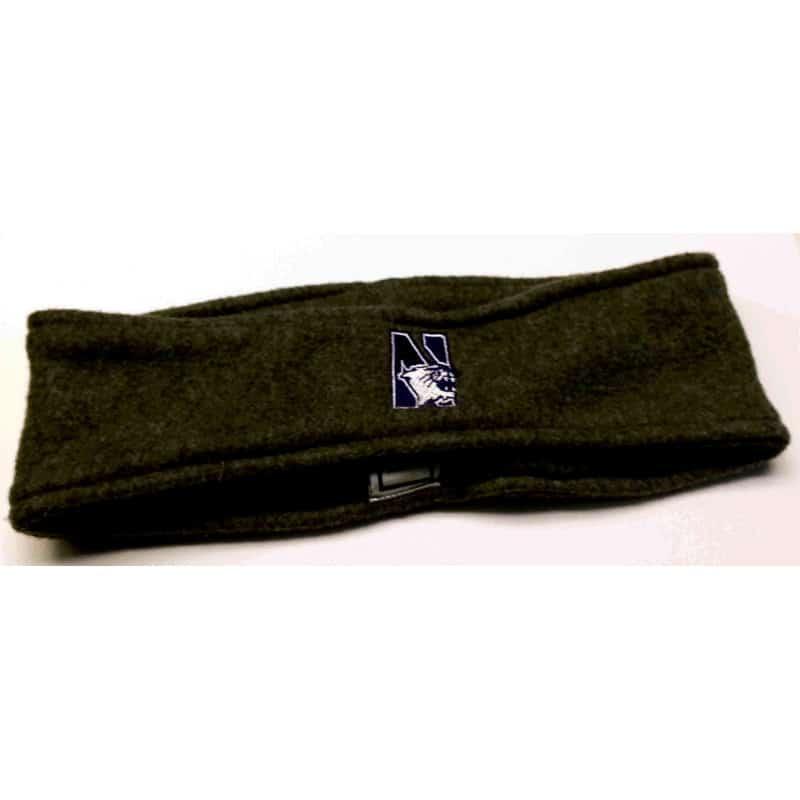 Northwestern Wildcats Adult Polarfleece Headband