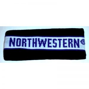 Northwestern Wildcats Adult Knit Headband