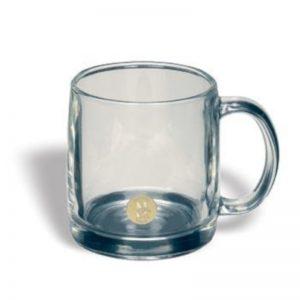 Northwestern Wildcats Mascot Design Gold Medallion Nordic Coffee Mug
