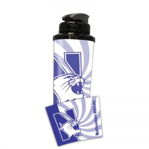 Northwestern Wildcats 20 oz. Thermal Sport Water Bottle
