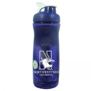 "Northwestern Wildcats 32 oz. Purple Titan Nalgene Bottle with ""N-Cat Northwestern"" Design"