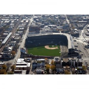 Chicago Postcard: Wrigley Field (CUBS) CPC0003