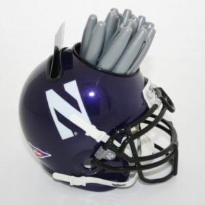 Northwestern Wildcats Desk Caddy