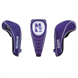 Northwestern Wildcats Shaft Gripper™ Driver Headcover