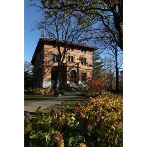 Northwestern Wildcats Postcard Annie May Swift Hall NU0022