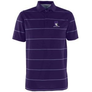 Northwestern Widcats Antigua Men's Polo Shirt Brilliant 100603