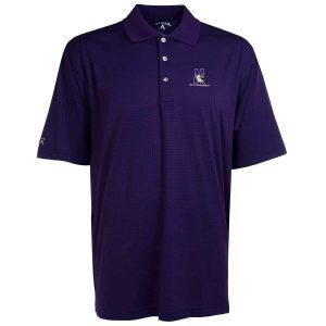 Northwestern Widcats Antigua Men's Polo Shirt   Phoenix 100203