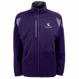 Northwestern Widcats Antigua Men's Jacket   Highland 100404