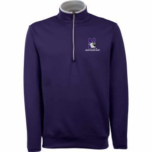 Northwestern Widcats Antigua Men's Purple Jacket   Leader Purple Jacket 101024