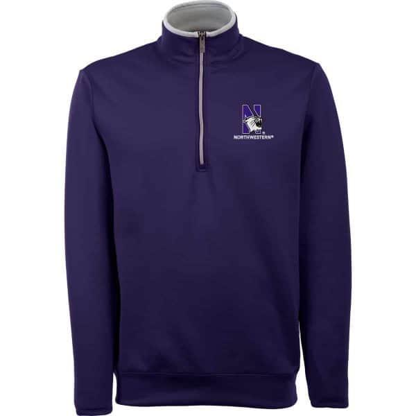 Northwestern Widcats Antigua Men's Purple Jacket   Leader Purple Jacket 101024