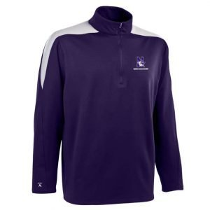 Northwestern Widcats Antigua Men's Purple Jacket   Succeed 100274