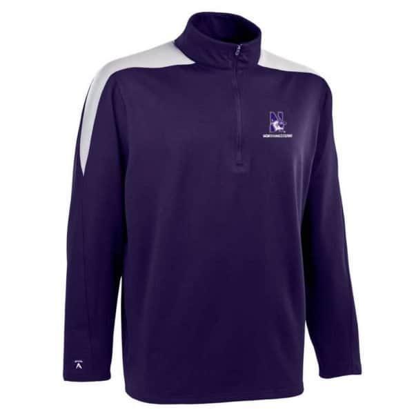 Northwestern Widcats Antigua Men's Purple Jacket   Succeed 100274