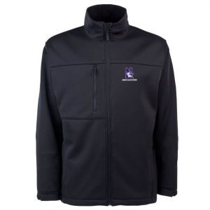 Northwestern Widcats Antigua Men's Black Jacket  Traverse  100388