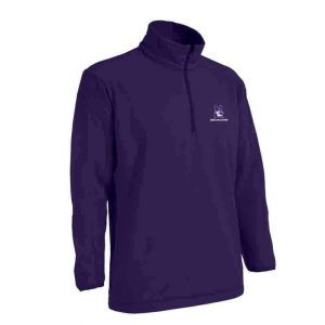 Northwestern Widcats Antigua Men's Black Jacket  FROST_525101