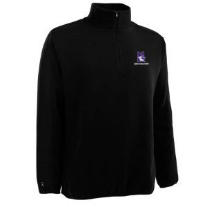 Northwestern Widcats Antigua Men's Black Jacket  EXECUTIVE_100242