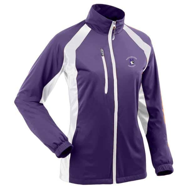 Northwestern Widcats Antigua Purple Women's Jacket        Women's Rendition 100248