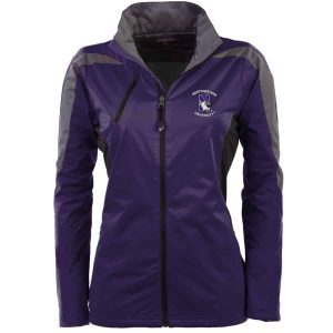 Northwestern Widcats Antigua Purple Women's Jacket       Women's Discover 100803