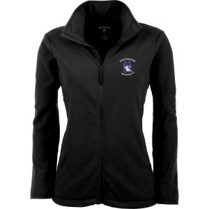 Northwestern Widcats Antigua  Women's Black Jacket     Ice Jacket 100605