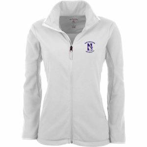 Northwestern Widcats Antigua  Women's White Jacket     Ice Jacket 100607