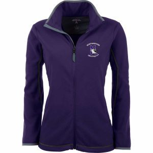 Northwestern Widcats Antigua  Women's Purple Jacket     Ice Jacket 100606