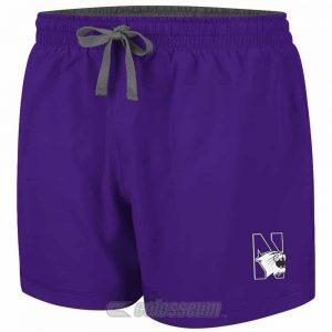 Northwestern Wildcats Colosseum Women's Purple Breeze Short