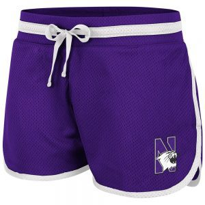 Northwestern Wildcats Colosseum Women's Short
