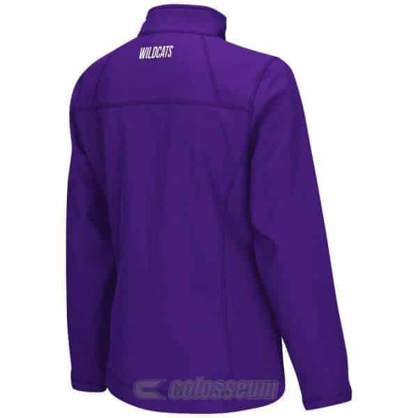 Northwestern Wildcats Colosseum Women's Athena II Jacket