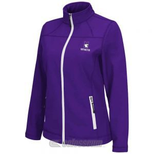 Northwestern Wildcats Colosseum Women's Athena II Jacket