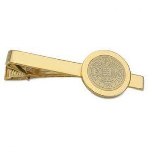 Northwestern Wildcats Seal Design Gold Medallion Tie Bar
