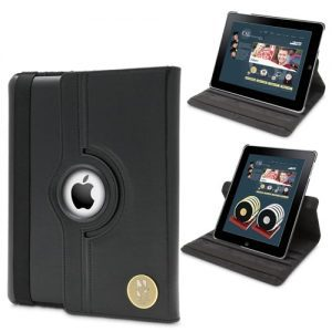 Northwestern Wildcats Mascot Design Gold Medallion iPad 2 & 3 Case