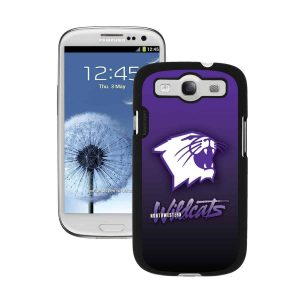 Northwestern Wildcats Galaxy S3 Case