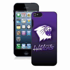 Northwestern Wildcats iPhone 5 Case