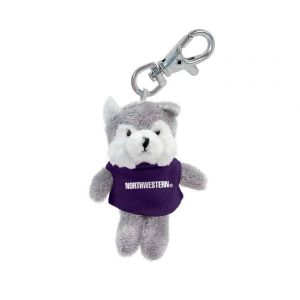Plush Animal Keychains