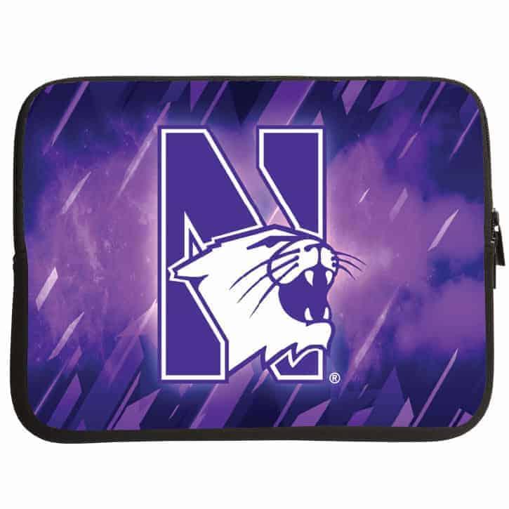 Northwestern Wildcats iPad touch 4G Case
