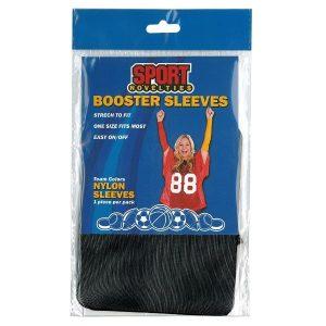 Black Nylon Booster Sleeve