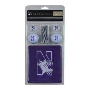 Northwestern Wildcats Golf Gift Set